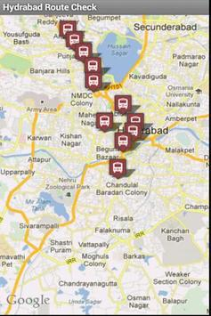 Hyderabad Bus RouteCheck - RTC screenshot 4