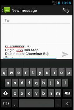 Hyderabad Bus RouteCheck - RTC screenshot 6