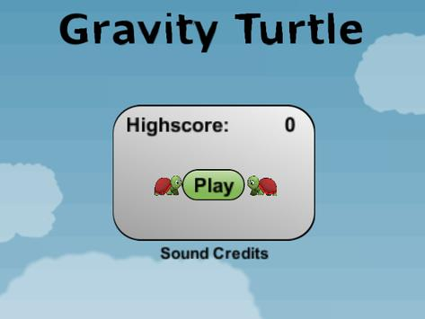 Gravity Turtle poster
