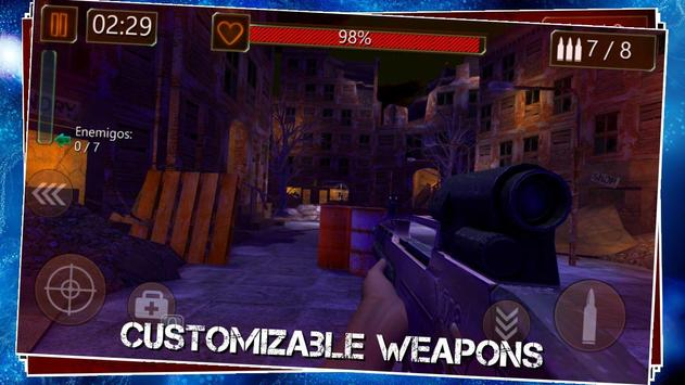 Battlefield Combat 5 apk screenshot
