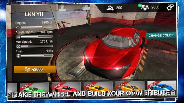 Furious Racing Tribute screenshot 1