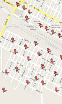 Hydrant Locator apk screenshot