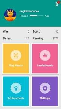 Hearts screenshot 1