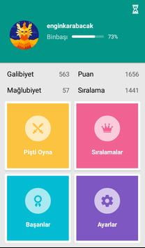 Pişti - Tekli, Eşli İnternetsiz Pisti apk screenshot