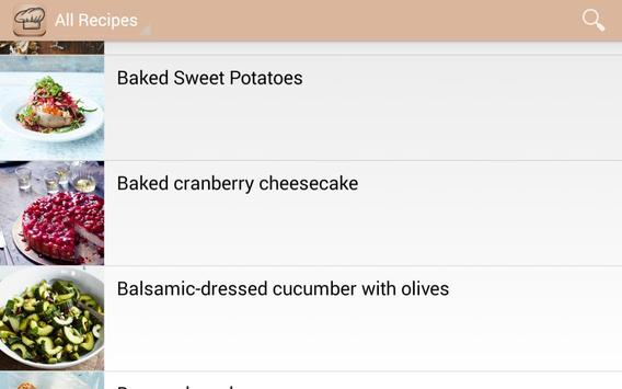 Veggie: Vegetarian Recipes apk screenshot