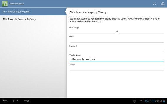 OnBase screenshot 8