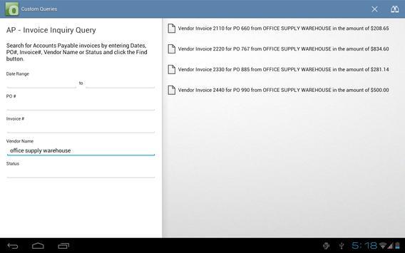 OnBase screenshot 9