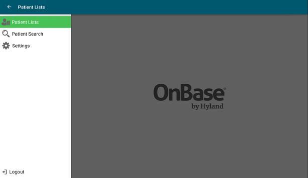OnBase Mobile Healthcare 16 screenshot 1