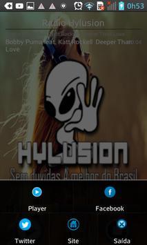 Radio Hylusion apk screenshot