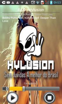 Radio Hylusion poster