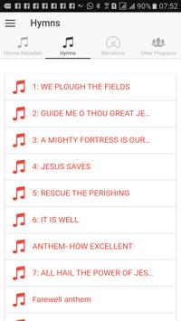 Hymns Reloaded apk screenshot