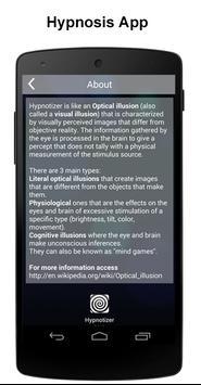 Hypnotizer apk screenshot