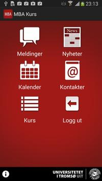 MBA Course apk screenshot