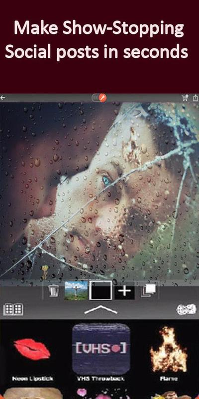 Photo Editor: werble effects App cho Android - Tải về APK