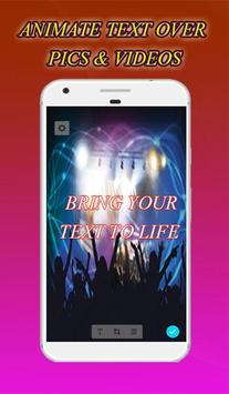 Hype Type App for android Screenshot 2