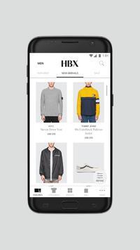 HBX | Shop Latest Fashion & Clothing apk screenshot