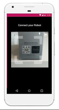 Smart Robot Control Demo apk screenshot