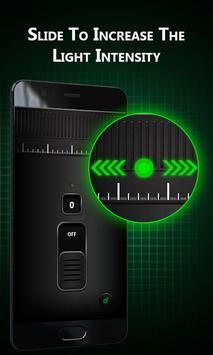 Brightest Super Flashlight - LED Flash Light screenshot 2