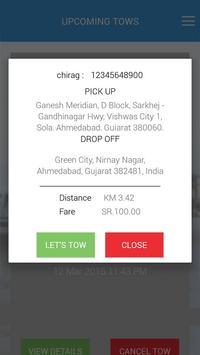 Sadha-Driver | سطحة- السائق screenshot 10