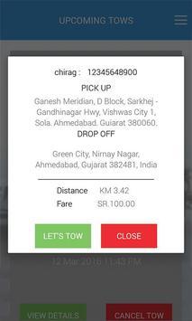 Sadha-Driver | سطحة- السائق screenshot 2