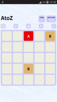 AtoZ Puzzle apk screenshot