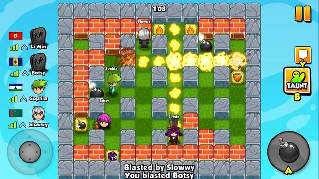 Bomber Friends apk screenshot