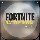 Free Fortnite Skins Guide icon