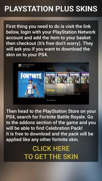 Free Fortnite Skins Guide screenshot 4