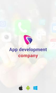App development company poster