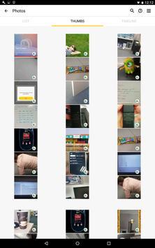 Sprint Cloud Binder captura de pantalla de la apk
