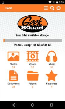 Geek Squad Cloud Manager poster