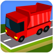 RGB Express Truck Run icon