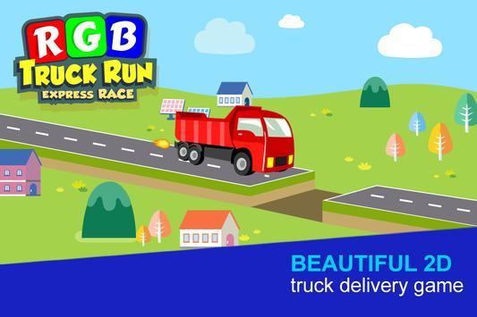 RGB Express Truck Run poster