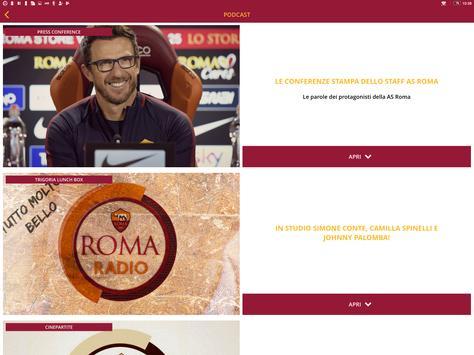 Roma Radio screenshot 4