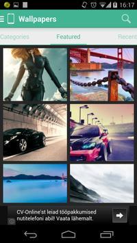 MTP - Ringtones & Wallpapers تصوير الشاشة 11