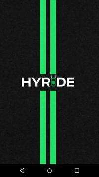 Hyride Partner poster