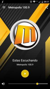 Metropolis 100.9 screenshot 2