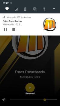 Metropolis 100.9 screenshot 3