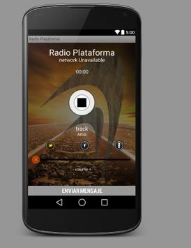 Radio Plataforma screenshot 1