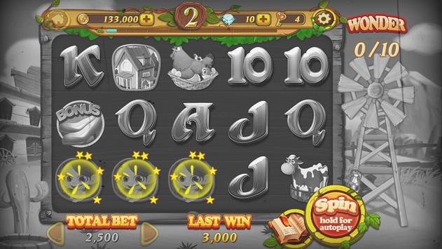 Slots in Wonderland screenshot 3