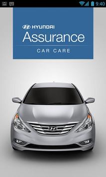Hyundai Car Care poster