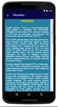 HYUKOH - Song And Lyrics screenshot 5