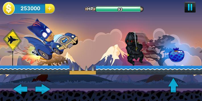 Incredible PJ Escaping Masks apk screenshot