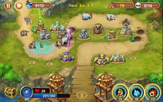 download castle defense 2 mod apk android 1