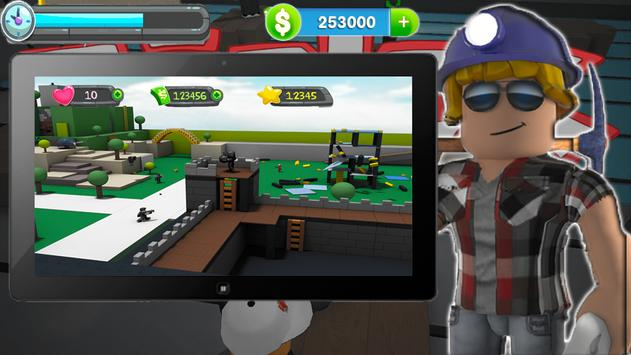 Roblox Mission- FREE ROBUX apk screenshot