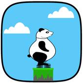 Spring Panda icon