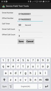 Mobile Phone Field Test Tools screenshot 3