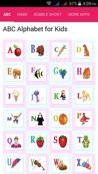 ABC Alphabet for Kids apk screenshot
