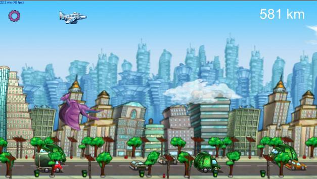 Sky Pilot - Endless flyer apk screenshot
