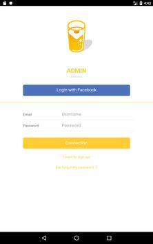 AuMenu Admin poster